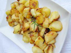 Patate in padella (facile e veloce)