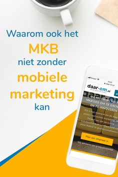 Steeds meer mensen gebruiken hun mobiele telefoon bij het opzoeken van informatie. Wij vertellen je hoe je als MKB bedrijf het beste op deze trend kunt inspelen.  #business #marketingdigital #entrepreneur #marketing #marketingtip #MKB #onlinemarketing #mobielemarketing #onlinemarketingtip #marketingblog #website #ondernemer #ondernemen #zzp #eigenbedrijf #ondernemerschap Online Marketing, Website, Blog, Blogging