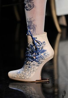tatto shoes