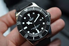 Hands-On With The Tudor Pelagos: A Titanium Dive Watch From The Rolex Family (Live Photos &Pricing) - Watches Worth Knowing About - HODINKEE