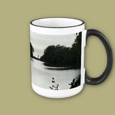 Day at the Lake Coffee Mug