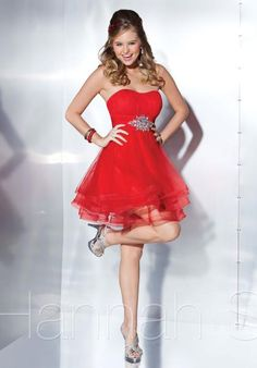 Hannah S Dresses, Homecoming Dresses 2014 27846 at Peaches Boutique