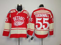 Detroit Red Wings Jersey 2014 Winter Classic Premier Jersey #14 NYQUIST NWT