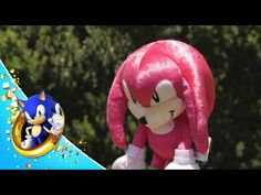 Sonic the Hedgedog Makes Up for Slow Speed With Total Cuteness - Neatorama