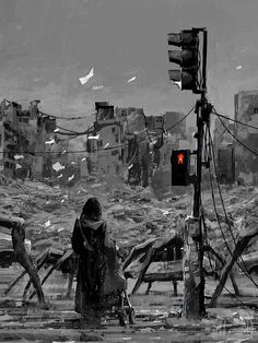 Post Apocalypse / Dystopia - After the end.