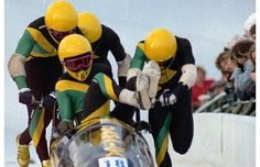 Top 10 Inspiring Olympic Stories - A Jamaican National Bobsleigh team? That's impossible, you might scoff. But in 1988, Jamaica made it to the Winter Olympics and garnered worldwide attention as the ultimate underdog. The tropical athletes had never been on a bobsled track before, and were forced to borrow sleds from other Olympians. - Learn what happened and their surprising future by clicking on the image!