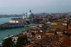 (Droom)verlore in Venesië | Die uitsig uit die Campanile (klok-toring)