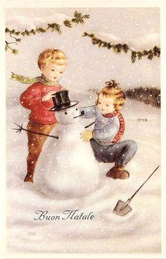 Buon Natale ~ Merry Christmas in Italian