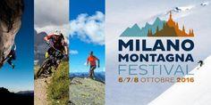 Festival Milano Montagna ottobre 2016