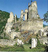 Cathar Castles - Usson Château d'Usson, Languedoc-Roussillon