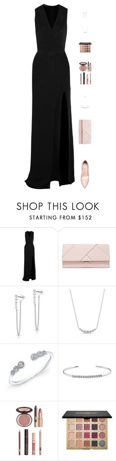 """Sin título #4691"" by mdmsb on Polyvore featuring moda, Balmain, Michael Kors, Anne Sisteron, Charlotte Tilbury y tarte"