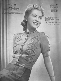 www.fab40s.co.uk patternpages LadyPages3 patons2625a.gif