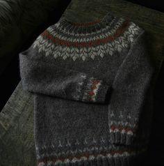 My handmade fair isle sweater