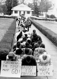 """VOTING RIGHTS  