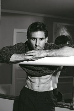 Lionel Messi para Dolce Gabbana