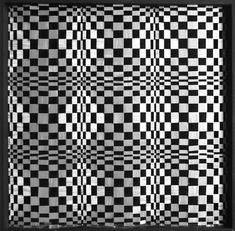 Weaving Patterns, Embroidery Patterns, Quilt Patterns, Art Optical, Optical Illusions, Op Art, Easy Zentangle Patterns, Greek Paintings, 3d Quilts