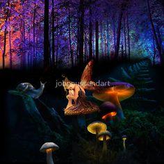 FAIRY'S  MUSHROOM FOREST Forest Floor, Fairy Land, Floor Pillows, Stuffed Mushrooms, Pets, Animals, Stuff Mushrooms, Animales, Animaux