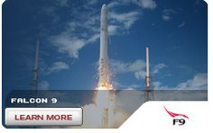 SpaceX is the world's fastest-growing provider of launch services. With nearly 50 launches on its manifest, representing more than 4-billion in contracts, SpaceX continues to push the boundaries of space technology through its Falcon launch vehicles and Dragon spacecraft.
