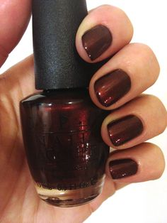 Germany Collection by OPI - German-icure by OPI  MUST HAVE!