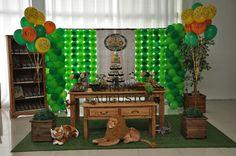 decoração rustica para festa infantil - Pesquisa Google