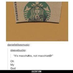 Starbucks at Hogwarts#funny #lol #lolzcat