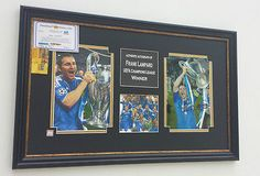 * rare frank #lampard of #chelsea signed shirt autograph #display *champions leag,  View more on the LINK: 	http://www.zeppy.io/product/gb/2/262357309820/