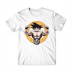 Dragon Ball Z Son Goku Gains T-Shirt