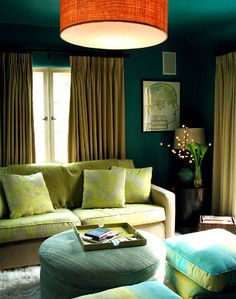 My favorite green hue and maybe just my favorite color