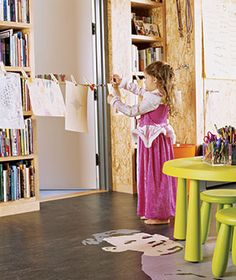 another fun idea for kid's artwork