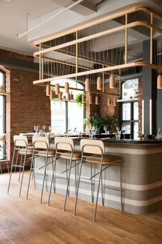 Les 50 Meilleures Images De Restaurant Moderne En 2020 Restaurant Moderne Restaurant Design Interieur Restaurant