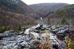 Frost i skogen ved ei elv på vei mot Sulis     http://www.tursiden.no/frost-i-skogen-ved-ei-elv-pa-vei-mot-sulis/
