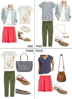 Mix & Match With Sale Items! (Old Navy and J.Crew. Factory)
