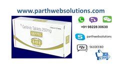 Gefitec Gefitinib Tablets (250 mg) 30 Tablets