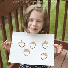 Our toilet paper roll stamped acorns were the perfect fine motor fall craft for both my preschooler and toddler! Acorn Crafts, Scissor Skills, Painting Activities, Autumn Painting, Fall Crafts For Kids, Toilet Paper Roll, Brown Paper, Autumn Theme, Fall Pumpkins