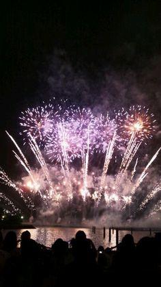 2012年 八景島の花火シンフォニア