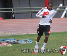 Entrenamiento de River Plate 11/07/2012