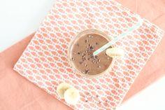 Kickstart smoothie met koffie (voor mama