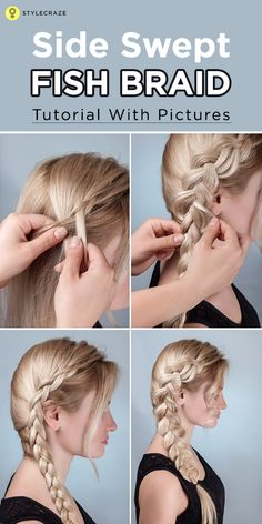 So read ahead and follow the steps below, if you want to recreate this easy-peasy look and want to blow everyone at your next party…  #hairtutorials