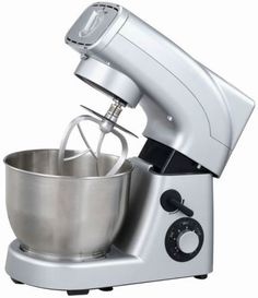 1200 Watt Heavy Duty POWERFUL Motor Stand Mixer *** Check this awesome product by going to the link at the image. (This is an affiliate link) Kitchen Stand Mixers, Kitchen Aid Mixer, Gin Mixers, Best Stand Mixer, Hand Held Blender, Coffee Machines For Sale, Best Electric Shaver, Espresso Coffee Machine, Best Blenders