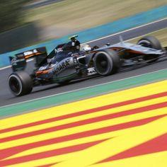 Sergio #Perez #Hungaroring