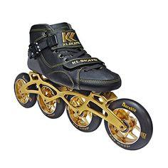 Racing Skates - KL Inline Skatespeed Skateroller Skatefull Carbon High Speed Skate Size 3444 ** Want to know more, click on the image.