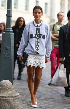 London Street Fashion | London street style