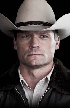 Bailey Chase as Branch Connally on Longmire.