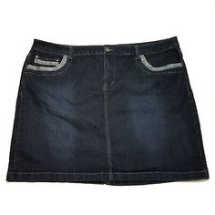 Forever 21 Plus Size Tomato Knit Classic  Skater Short Skirt  XL//1X