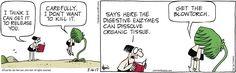 B.C. by Mastroianni and Hart for Mar 16, 2017 | Read Comic Strips at GoComics.com