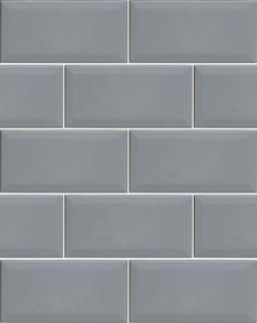 Metro glazed ceramic tiles seamless texture - Grey bathroom floor tiles texture ...