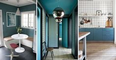 With a depth of colour that's almost as safe as navy or black, but far less severe, it's clear to see the appeal of teal.