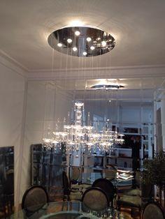 New chandelier High cealings