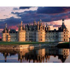 Chateau de Chambord Francia