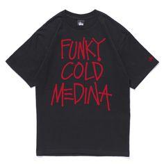 buy popular 13913 eac5c Stussy x Delicious Vinyl Geburtstag T-Shirt Kollektion